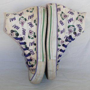 JOKER Converse Sneakers, M7 Vintage 1989, HIgh Top